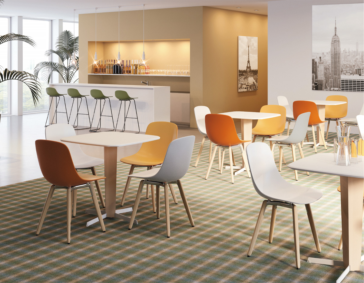 Horeca chairs